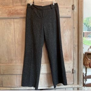 Trina Turk Wool Trouser Career Pants Office Wear